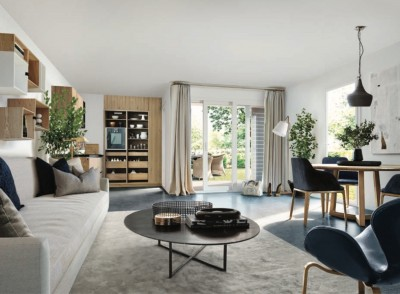 Appartement 3 Pièces 60m² (T3) Castelnau-le-Lez (Couronne Est)