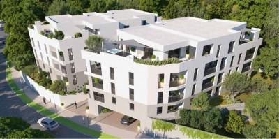 Appartement 2 Pièces 48m² (T2) Plan des 4 Seigneurs (Montpellier Nord)