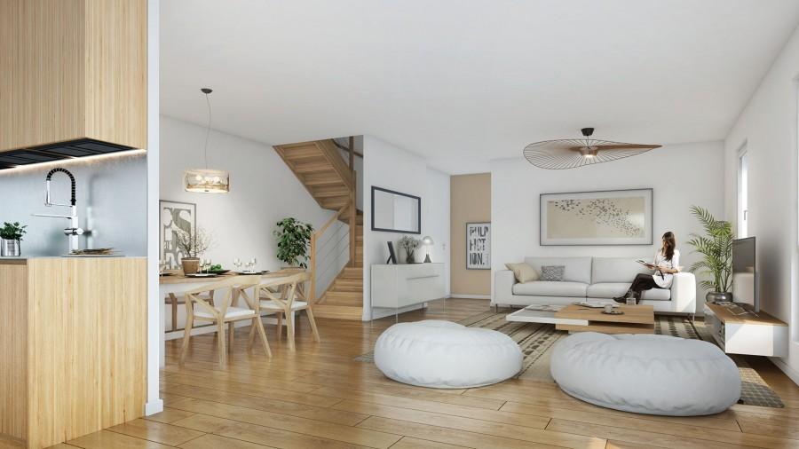 Image Appartement 1 Pièce 28m² (Studio) Près d'Arènes (Montpellier Sud)