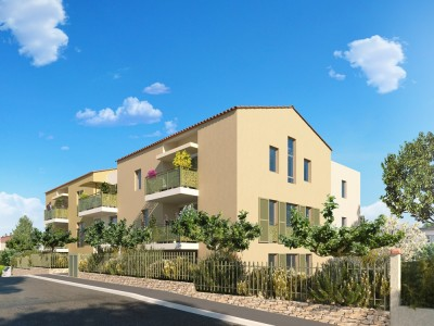 Appartement 1 Pièce 25m² (Studio) Aiguelongue (Montpellier Nord)