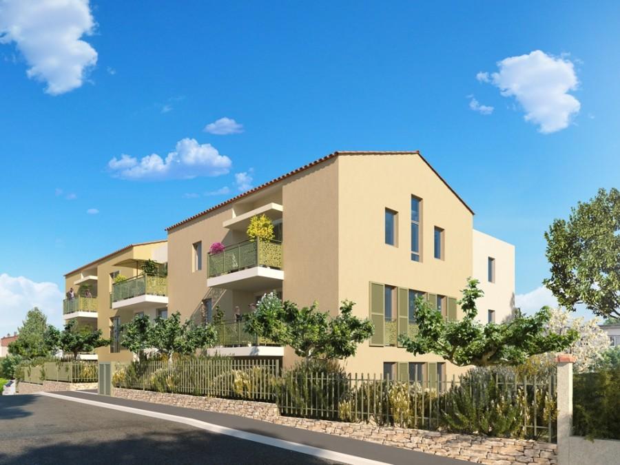 Image Appartement 3 Pièces 57m² (T3) Aiguelongue (Montpellier Nord)
