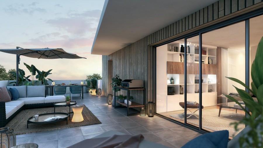 Image Appartement 3 Pièces 64m² (T3) Ovalie (Montpellier Sud)