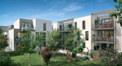 Appartement 1 Pièce 33m² (Studio) Croix d'Argent (Montpellier Sud)