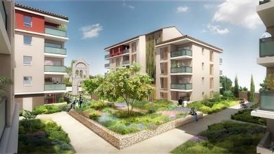 Appartement 3 Pièces 60m² (T3) Sète (Couronne Sud)