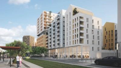Appartement 5 Pièces 115m² (T5) Port Marianne (Montpellier Est)