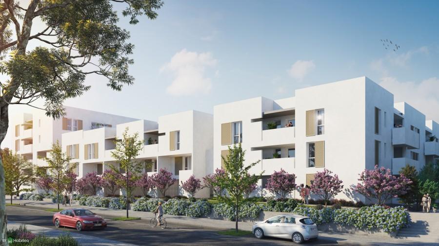 Image Appartement 3 Pièces 63m² (T3) Ovalie (Montpellier Sud)