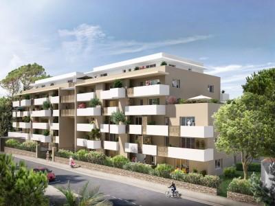 Appartement 2 Pièces 38m² (T2) Pompignane (Montpellier Est)