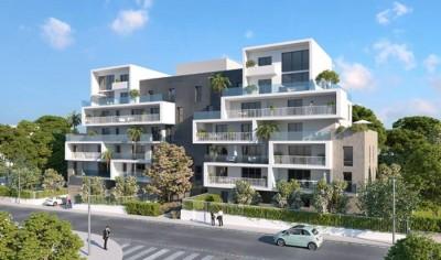 Appartement 2 Pièces 40m² (T2) Aiguelongue (Montpellier Nord)