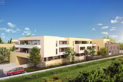 Appartement 2 Pièces 48m² (T2) Villeneuve-lès-Maguelone (Couronne Sud)
