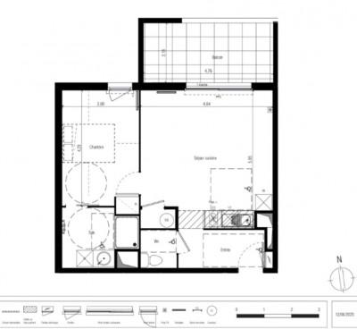 Image plan coupé