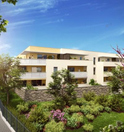 Appartement 4 Pièces 89m² (T4) Villeneuve-lès-Maguelone (Couronne Sud)