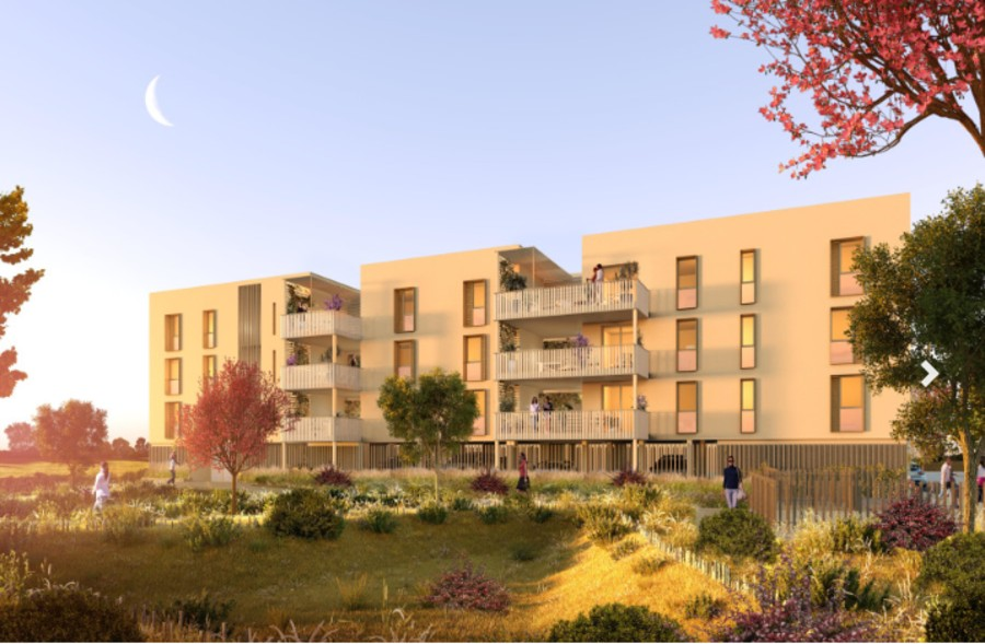Image Appartement 2 Pièces 45m² (T2) MAUGUIO (Couronne Est)