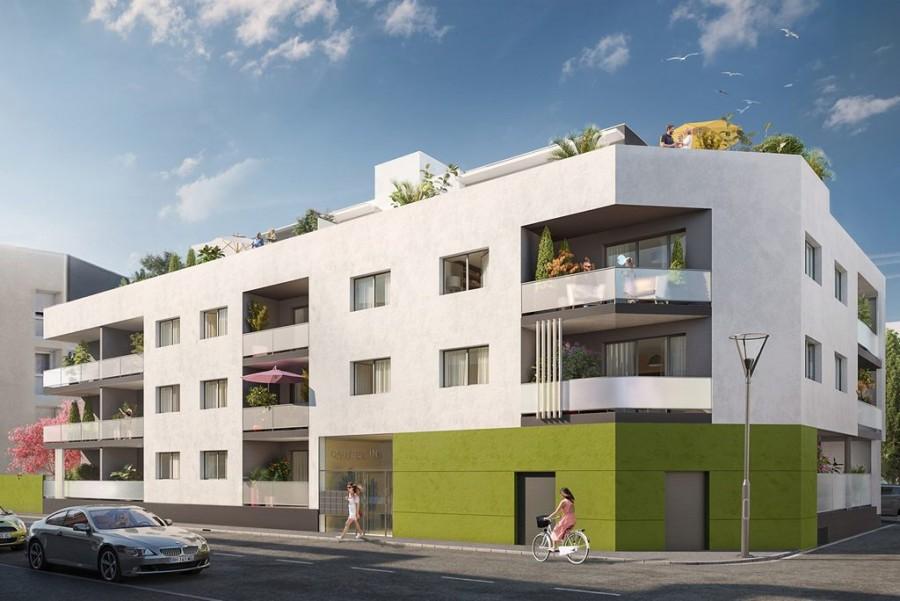 Image Appartement 3 Pièces 59m² (T3) Castelnau-le-Lez (Montpellier Est)