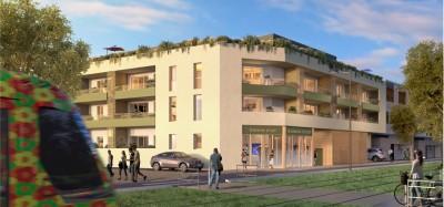 Appartement 2 Pièces 39m² (T2) Castelnau-le-Lez (Couronne Est)