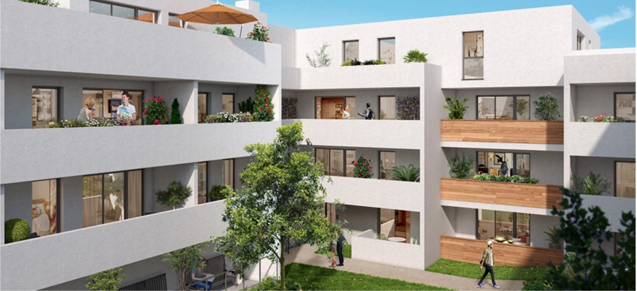 Image Appartement 1 Pièce 23m² (Studio) Castelnau-le-Lez (Couronne Ouest)