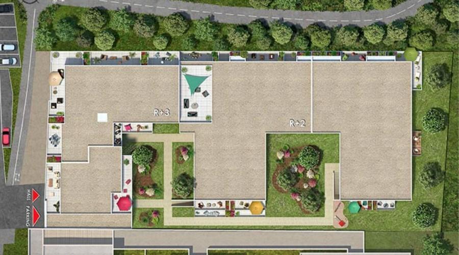 Image Appartement 2 Pièces 45m² (T2) Castelnau-le-Lez (Couronne Ouest)