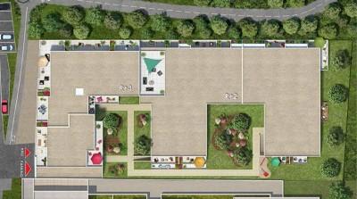 Appartement 2 Pièces 45m² (T2) Castelnau-le-Lez (Couronne Ouest)