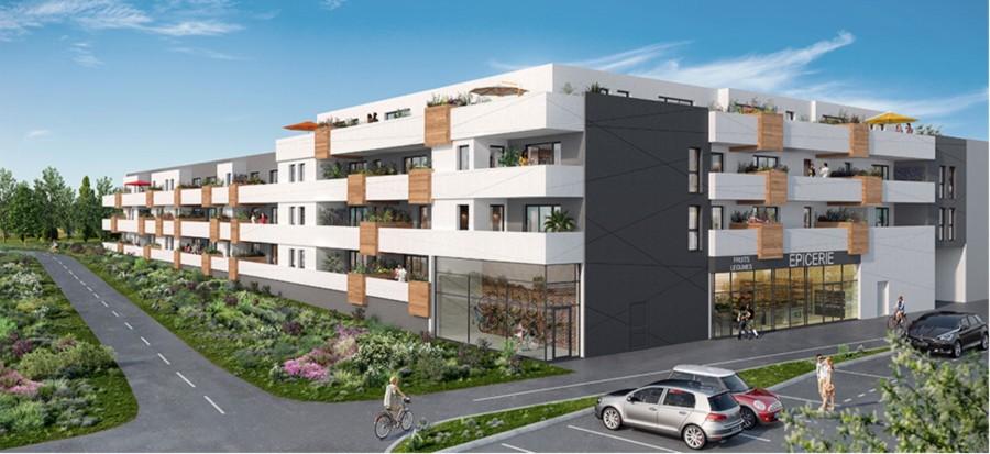Image Appartement 3 Pièces 62m² (T3) Castelnau-le-Lez (Couronne Ouest)