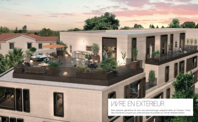 Appartement 2 Pièces 47m² (T2) Boutonnet - Beaux Arts (Montpellier Centre)