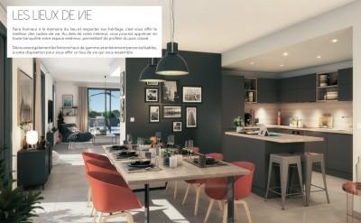 Appartement 3 Pièces 71m² (T3) Boutonnet - Beaux Arts (Montpellier Centre)