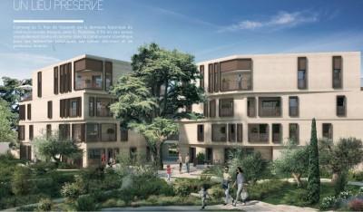 Appartement 4 Pièces 92m² (T4) Boutonnet - Beaux Arts (Montpellier Centre)