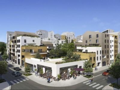 Appartement 2 Pièces 38m² (T2) Port Marianne (Montpellier Est)