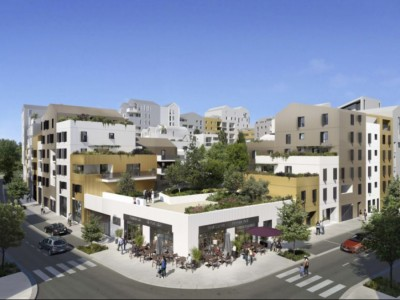 Appartement 2 Pièces 46m² (T2) PORT MARIANNE (Montpellier Est)