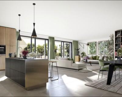 Appartement 4 Pièces 86m² (T4) PORT MARIANNE (Montpellier Est)
