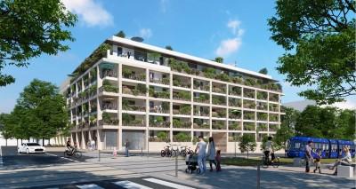 Appartement 2 Pièces 45m² (T2) Estanove (Montpellier Sud)