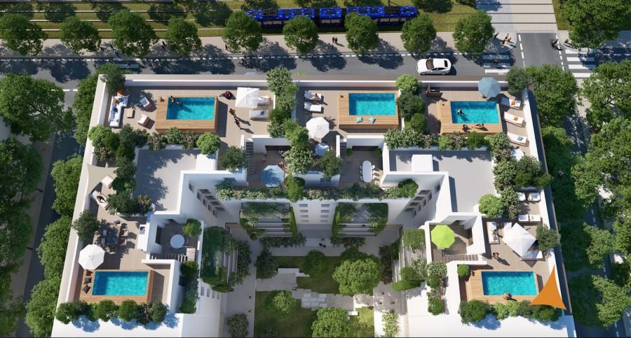 Image Appartement 3 Pièces 62m² (T3) Estanove (Montpellier Sud)