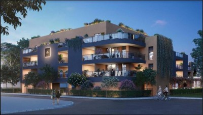 Appartement 2 Pièces 42m² (T2) Maurin (Couronne Sud)