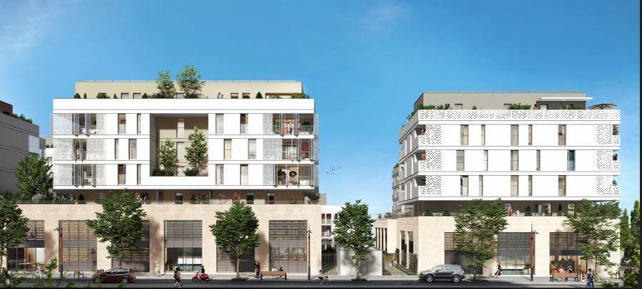 Image Appartement 1 Pièce 27m² (Studio) Près d'Arènes (Montpellier Sud)