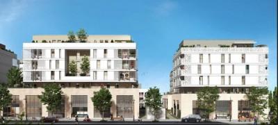 Appartement 1 Pièce 27m² (Studio) Près d'arènes (Montpellier Sud)