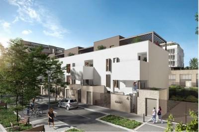 Appartement 2 Pièces 45m² (T2) Près d'arènes (Montpellier Sud)
