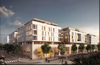 Appartement 3 Pièces 58m² (T3) Près d'arènes (Montpellier Sud)