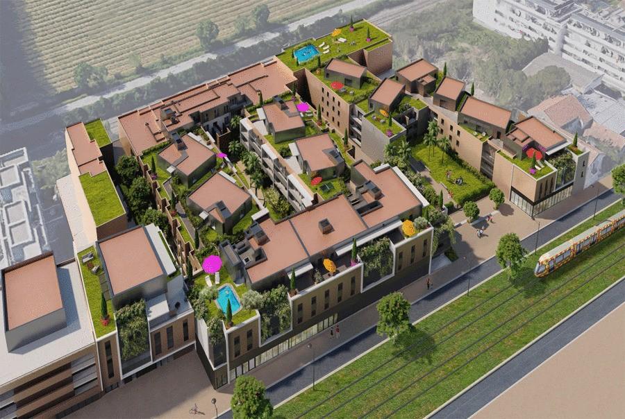 Image Appartement 1 Pièce 25m² (Studio) Castelneau-le-lez (Couronne Est)