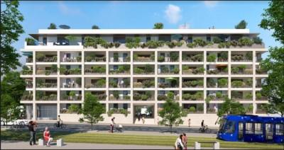 Appartement 4 Pièces 98m² (T4) Estanove (Montpellier Sud)