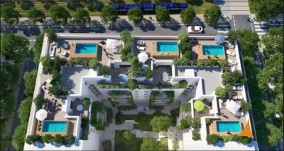 Appartement 5 Pièces 103m² (T5) Estanove (Montpellier Sud)