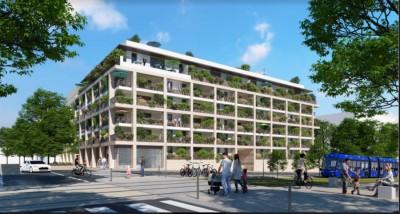 Appartement 4 Pièces 90m² (T4) Estanove (Montpellier Sud)