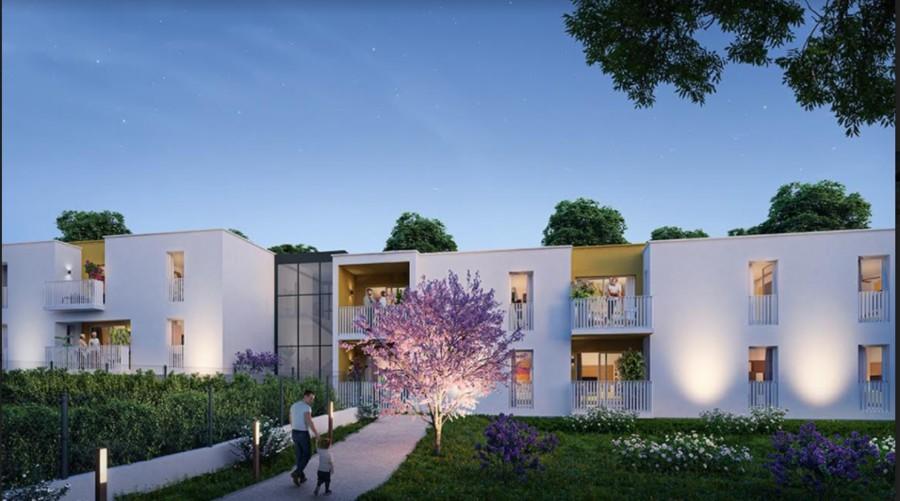 Image Appartement 2 Pièces 40m² (T2) Hôpitaux - Facultés (Montpellier Nord)