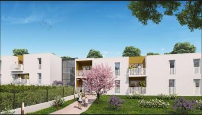 Appartement 2 Pièces 43m² (T2) Hopitaux-Facultés (Montpellier Nord)