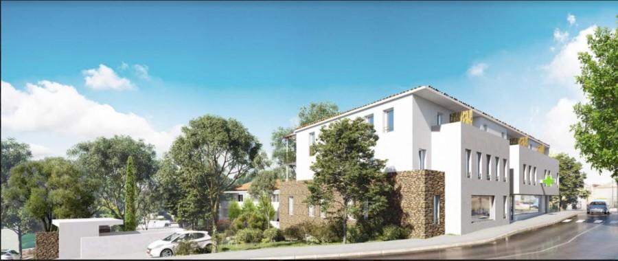 Image Appartement 4 Pièces 89m² (T4) Saint Aunès (Montpellier Est)