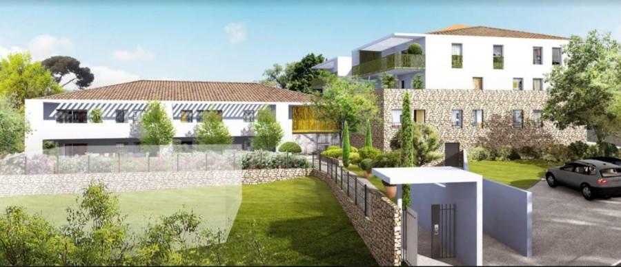 Image Appartement 3 Pièces 67m² (T3) Saint Aunès (Montpellier Est)