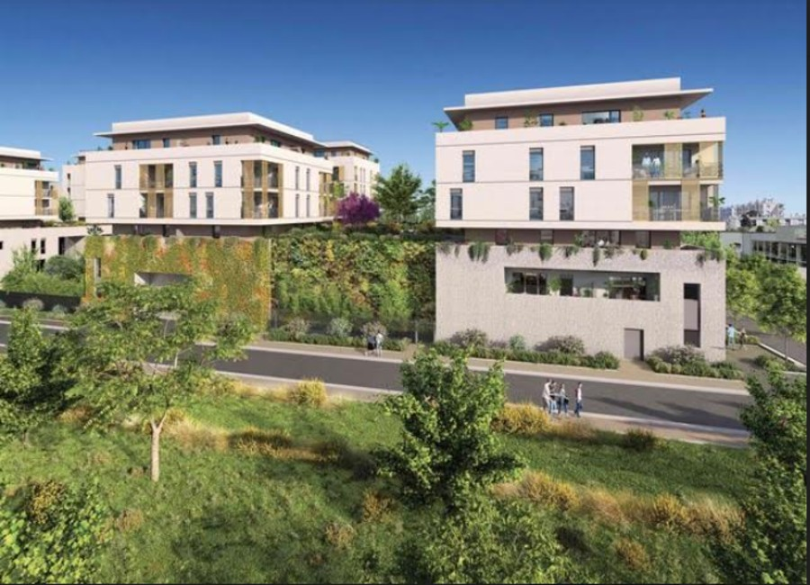 Image Appartement 2 Pièces 43m² (T2) Près d'Arènes (Couronne Sud)