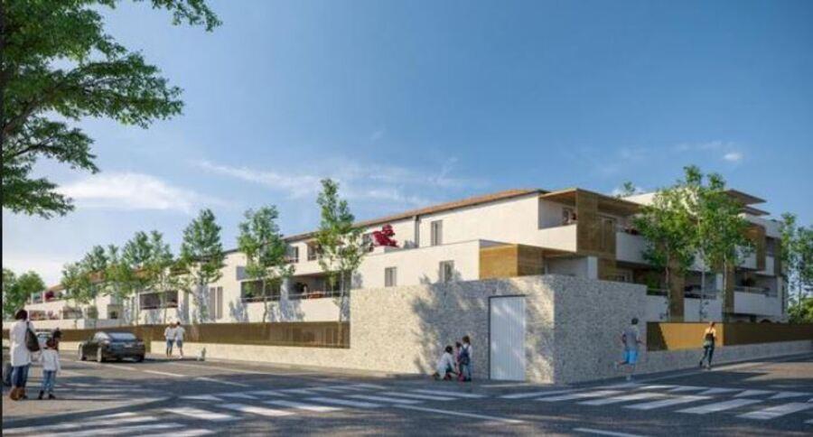 Image Appartement 2 Pièces 43m² (T2) Vendargues (Montpellier Est)