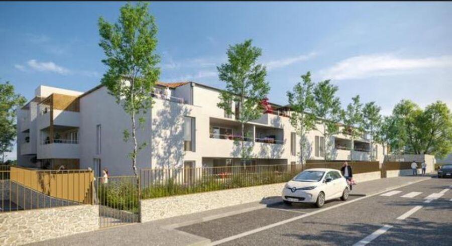 Image Appartement 3 Pièces 58m² (T3) Vendargues (Montpellier Est)