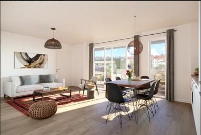 Appartement 3 Pièces 61m² (T3) Alco (Montpellier Ouest)