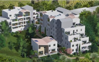 Appartement 2 Pièces 45m² (T2) SAINT JEAN DE VEDAS (Couronne Ouest)