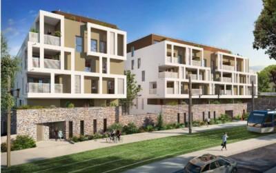 Appartement 3 Pièces 59m² (T3) Croix d'argent (Couronne Ouest)