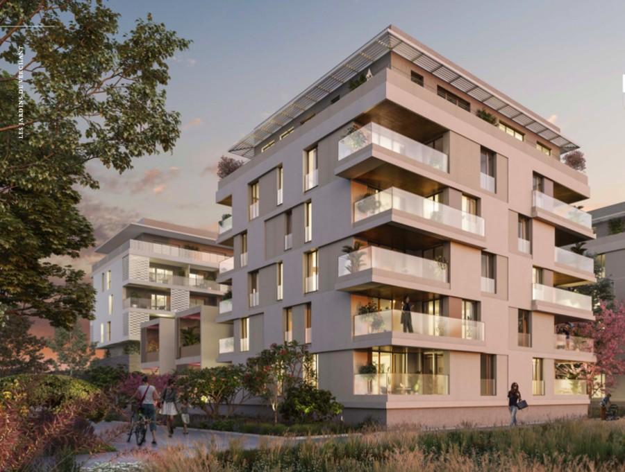 Image Appartement 2 Pièces 46m² (T2) Castelnau-le-Lez (Couronne Est)